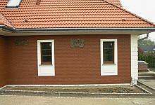 62. Sztukateria elewacyjna Decor System.