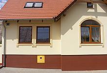 81. Sztukateria elewacyjna Decor System.
