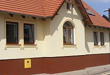 84. Sztukateria elewacyjna Decor System.