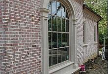oryginalny projekt obudowy okna