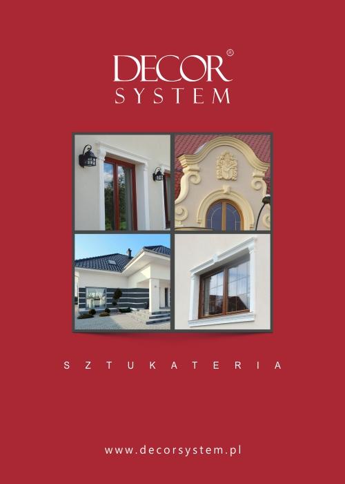 Katalog sztukaterii elewacyjnej