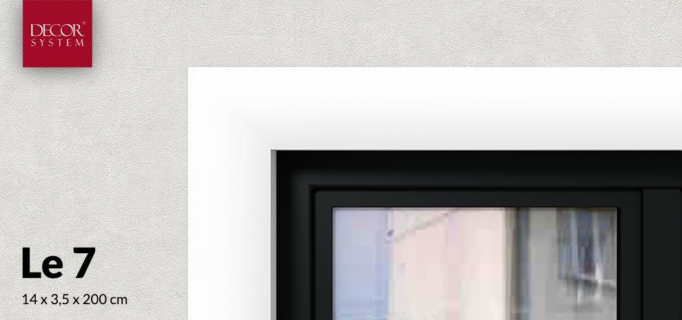 listwa wokół okienna LE7 Decor System