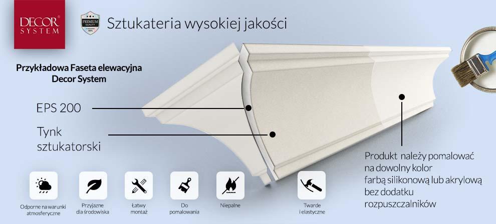 faseta decor system