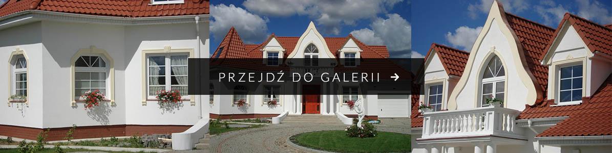 elewacje domów galeria
