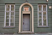 Ciekawy pomysł na drzwi