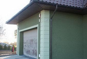 Antyczne wykończenie okien z boniowaniem 3