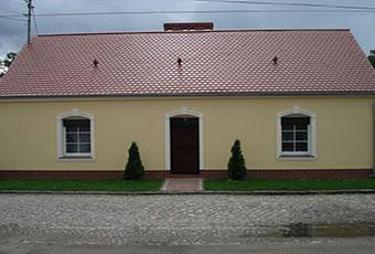 Obudowa okienna i drzwiowa z łukami 1
