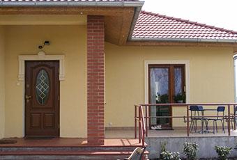 Ozdobne wykończenie drzwi i okien 2