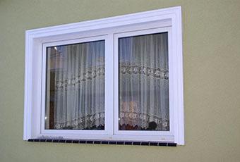 Proste obramowania okienne 1