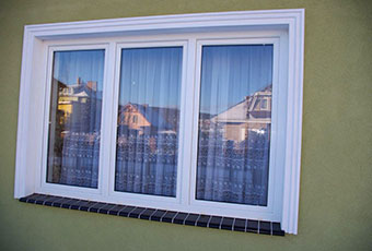 Proste obramowania okienne 3