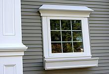 sztukateryjna oprawa okna